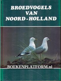 Broedvogels van Noord-Holland