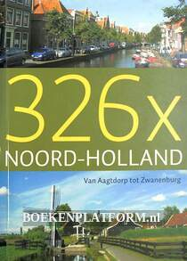 326 x Noord-Holland