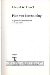 Plan van bestemming