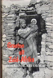 Groeten uit Zuid-Afrika