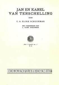 Jan en Karel van Terschelling