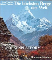 Die höchsten Berge der Welt