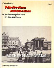Afgebroken Amsterdam