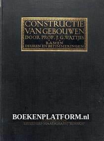 Constructie van gebouwen **