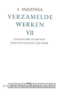 Verzamelde werken VII J.Huizinga