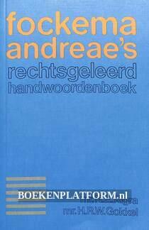 Fockema Andreae's rechtsgeleerd handwoorden-boek