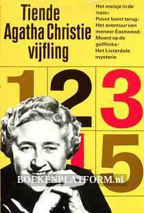 Tiende Agatha Christie Vijfling