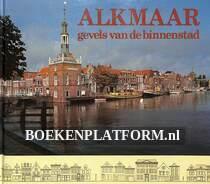 Alkmaar gevels van de binnenstad