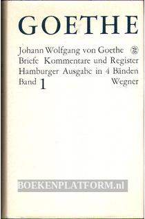 Goethe Werke Band I