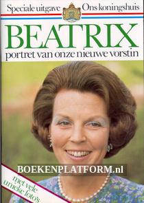 Beatrix portret van onze nieuwe vorstin