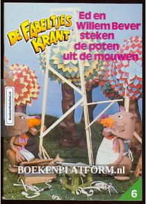 Ed en Willem Bever steken de poten uit de mouwen