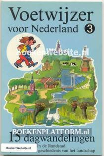 Voetwijzer voor Nederland 3