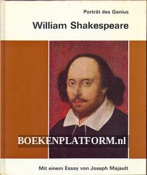 Porträt des Genius William Shakespeare