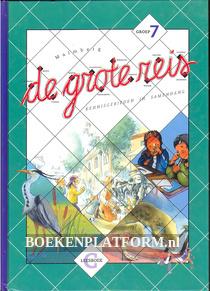 De grote reis, groep 7 leesboek G