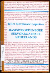 Basis woordenboek Servokroatisch Nederlands