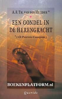 0658 Een gondel in de Herengracht