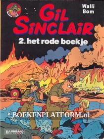 Gil Sinclair 2, het rode boekje