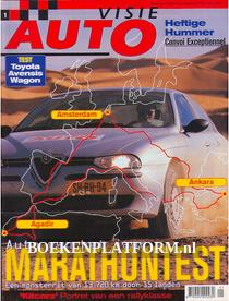 Autovisie 1998 Complete jaargang