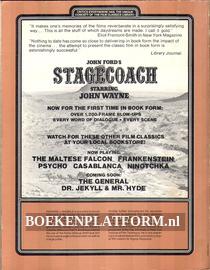 John Ford's Stagecoach, starring John Wayne