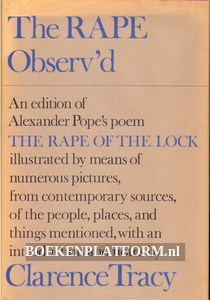 The Rape Observ'd