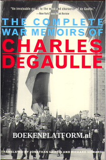 The Complete War Memoires of Charles de Gaulle