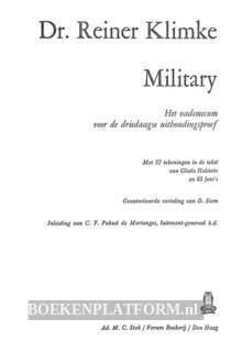 Military in woord en beeld