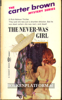 The Never-Was Girl