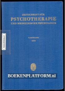Zeitschrift fur Psychotherapie und Medizinische Psychologie 1955