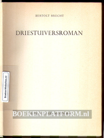Driestuivers roman