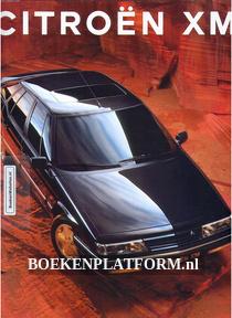 Citroen XM 1995 brochure