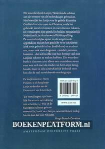 Woordenboek Latijn/Nederlands