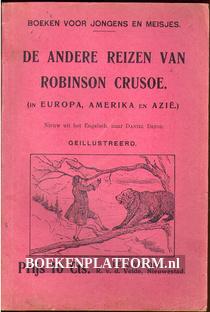 De andere reizen van Robinson Crusoe