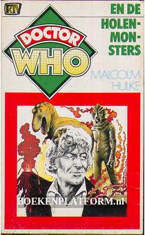 Doctor Who en de holenmonsters