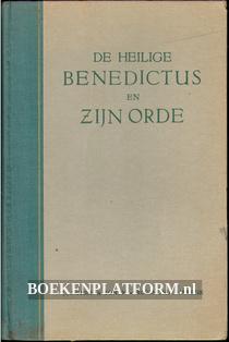 De heilige Benedictus en zijn orde