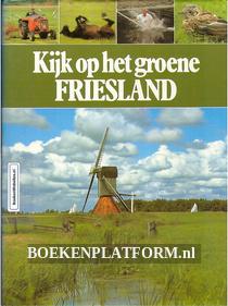 Kijk op het groene Friesland