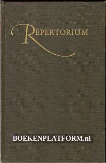 Algemeen Repertorium III