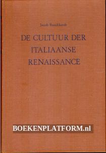De cultuur der Italiaanse Renaissance