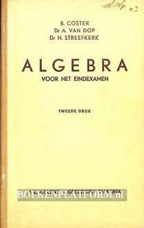 Algebra voor het eindexamen