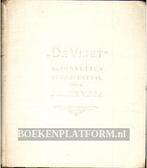 De Vliet, 50 sonetten in spreektaal