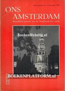 Ons Amsterdam 1954 no.09