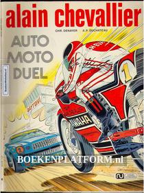 Alain Chevallier, Auto Moto Duel