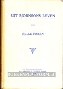 Uit Bjornsons leven