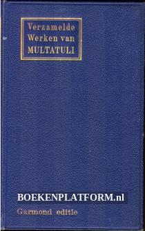 Verzamelde werken van Multatuli 6