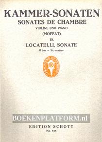 Kammer Sonaten