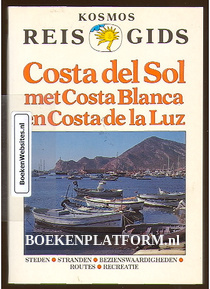 Costa del Sol met Costa Blanca en Costa de la Luz