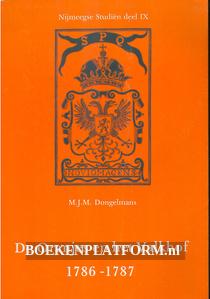 De Oranjes en het Valkhof 1786 - 1787
