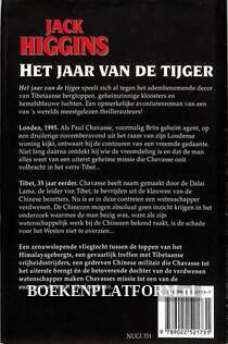 Het jaar van de tijger