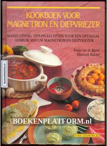 Kookboek voor magnetron en diepvriezer