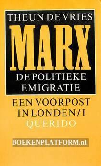Marx, de politieke emigratie