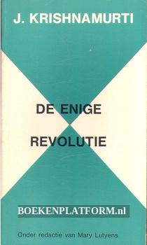 De enige revolutie
